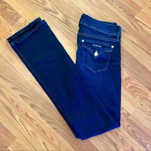 Dark Wash Hudson Bootcut Jeans